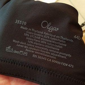 Olga Intimates & Sleepwear - 2/$35 NWT 44D Olga bra
